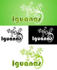 Logotipo iguana