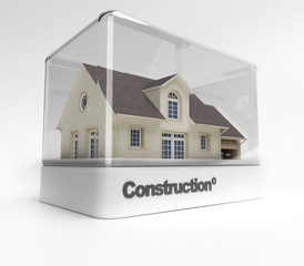Home construction showcase