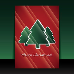 Christmas Flyer or Cover Design