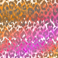 Cool animal seamless background