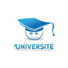 Université logo