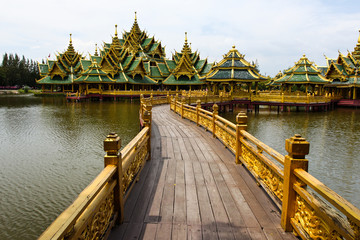 Attractions that are unique in Thailand In Bangkok