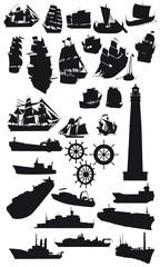 Pictos Marine marchande