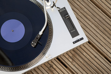 Turntable for a Event
