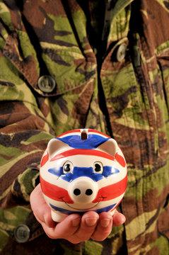 UK Military Finances