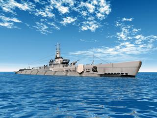 Submarine USS Trigger