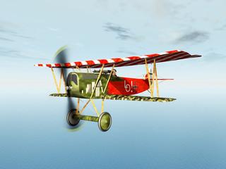 Deutsches Jagdflugzeug – Erster Weltkrieg