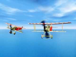 Deutsche Jagdflugzeuge – Erster Weltkrieg