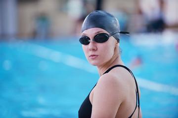 swimmer woman