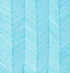 Vertical lines bright turquoise texture