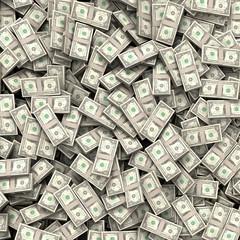 Money bills background
