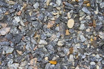 background of stone, granite chips