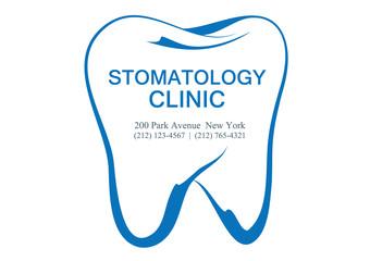 Logotype stomatology clinic
