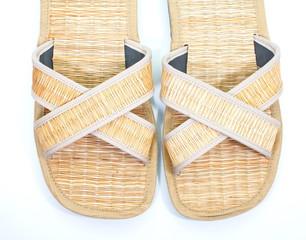 grass shoe slipper