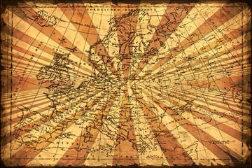 Retroplakat - Europa II