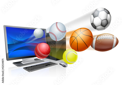 sports v s computer Pc sports games can be played head-to-head, against the computer  you'll love the statistical accuracy and strategy of action pc sports games.