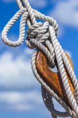 Sailboat Deadeye 3
