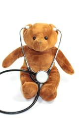 Ourson médecin