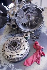 Transmission Torque Converter Table Cloth Pilot Bearing Bolts