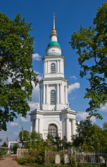 Cathedral of All Saints (1825). Tula, Russia