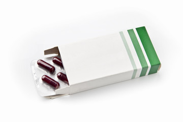 Caja de pastillas