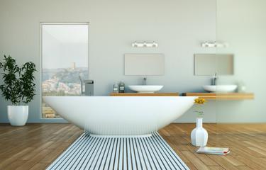 Wohndesign   Modernes Bad