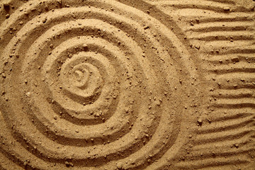 yellow sand texture (circles)