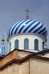 dome of the old temple