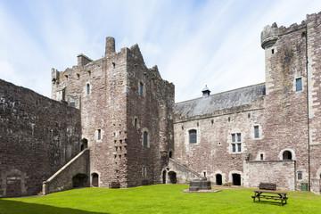 Fotomurales - Doune Castle, Stirlingshire, Scotland