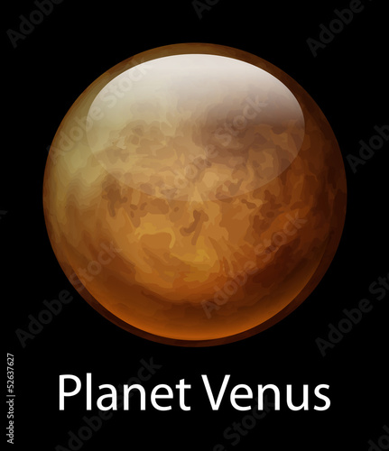 "a report on the planet venus Alien hunters claim venus has report says the video applies 3d twin"" and ""sister planet"" nasa describes venus as ""an earth-sized planet."