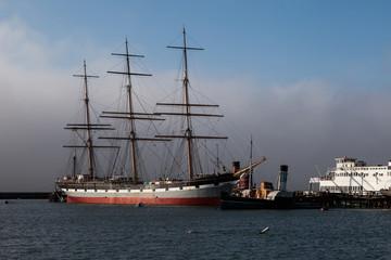 San Francisco City Bay  USA