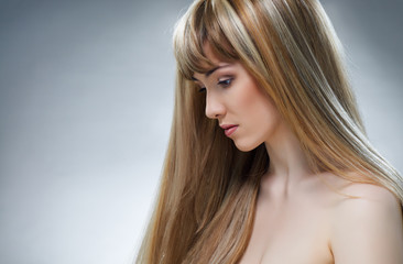 beauty hair