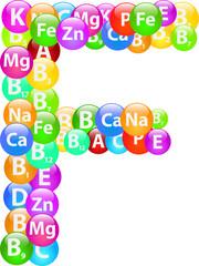 Vitamin Letter F