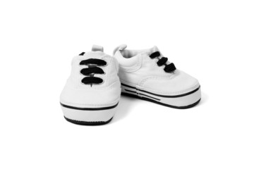 Shoes for the youngest children