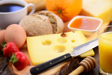 Käse, Brötchen