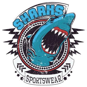 Sharks Sportswear