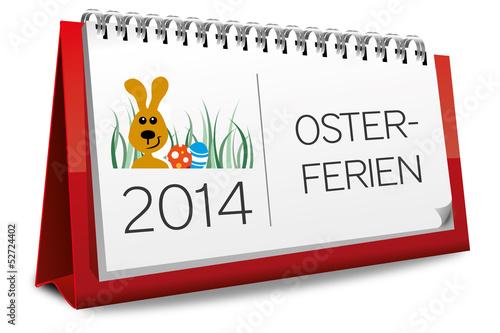 ostern 2014 kalender