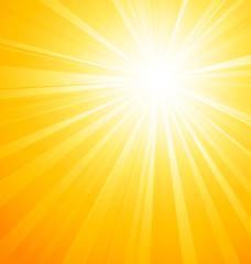 Sunlight sky background