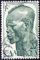 Native head (Cameroon 1946)