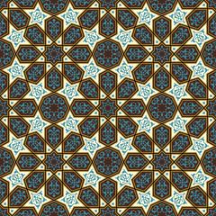 Ziyad Seamless Pattern Six