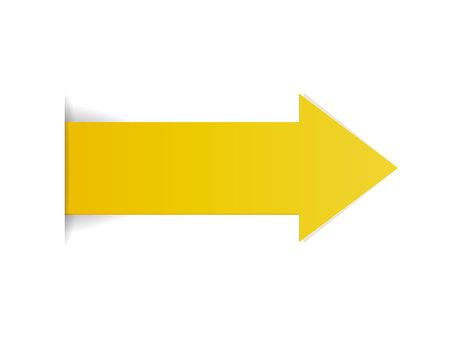 The yellow arrow