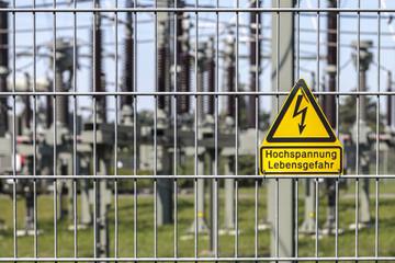 Elektrizitätswerk