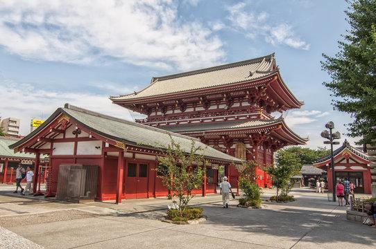 Senso-ji Temple,Tokyo