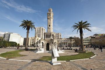 izmir clock tower