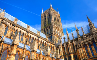 Lincoln Cathedral, England Fotomurales