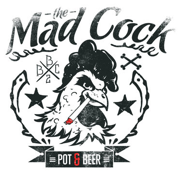 Mad cock