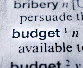 Budget word