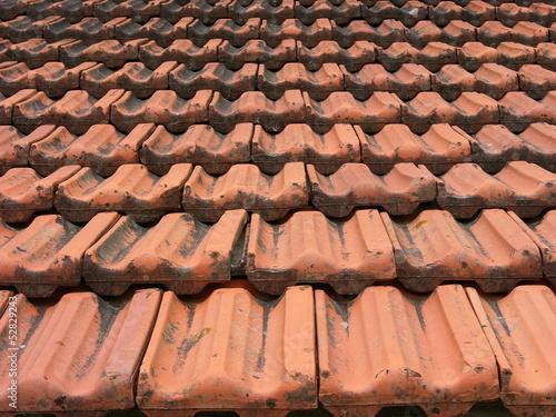 Rote Dachziegel quot rote dachziegel auf einer scheune bei rottenbuch in oberbayern quot stockfotos und lizenzfreie