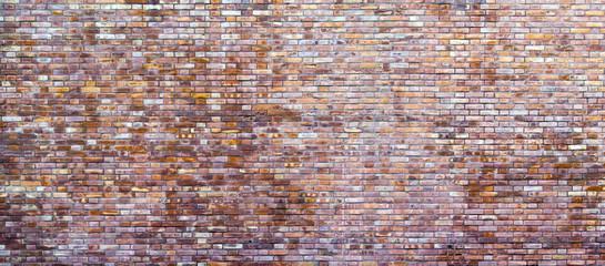 Obraz Background of brick wall texture - fototapety do salonu
