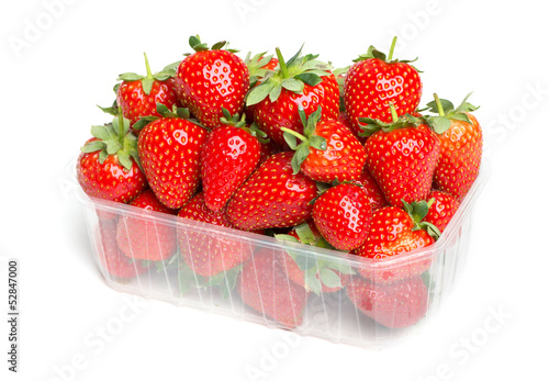Erdbeeren auf meinen Nippeln